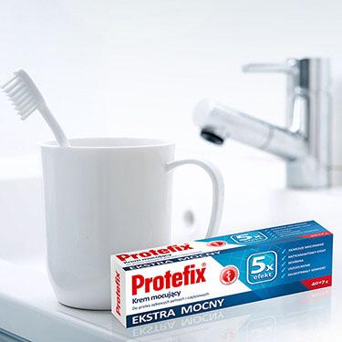 protefix - kreacja opakowania