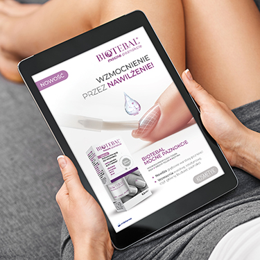 biotebal paznokcie - kreacja atl / digital / btl
