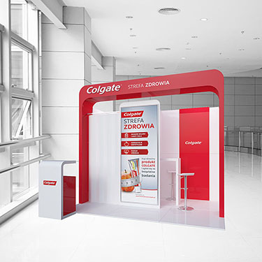 colgate - akcja konsumencka btl
