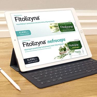 fitolizyna-ios - kreacja digital