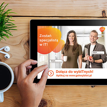 gsk - strategia kreacja employer branding