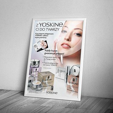 yoskine - program lojalnościowy
