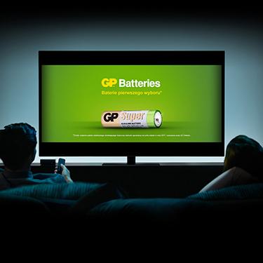 GP baterie pierwszego wyboru - kreacja atl / btl